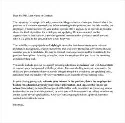 Cover Letter Sentences – Examples Of Opening Sentences Cover Letter Template For
