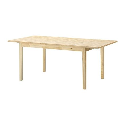 Ikea Pine Dining Table Ikea Pine Expandable Table Home