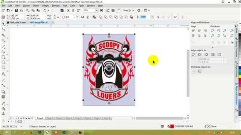 Tutorial Pisah Warna Coreldraw   tutorial pisah warna di coreldraw youtube