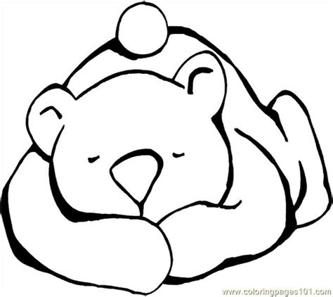 winter bear coloring pages coloring page for bear snores on book winter pinterest