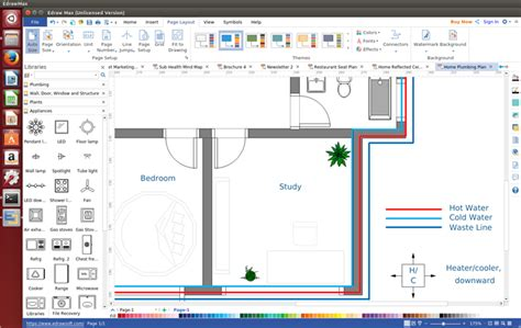plumbing diagram software piping diagram program wiring diagram schemes