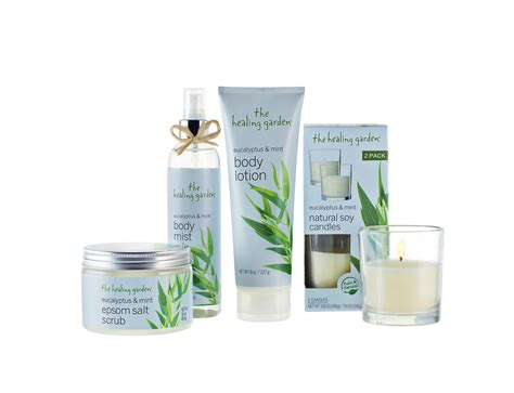 The Healing Garden Products just in time for healing garden relaunches new