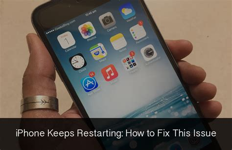 how to turn iphone when frozen iphone keeps restarting how to fix a terrible headache