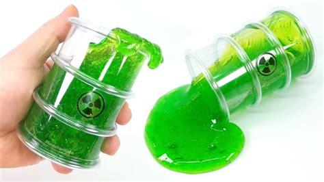 cara membuat slime ala naya cara membuat barrel slime drum slime versi on the spot
