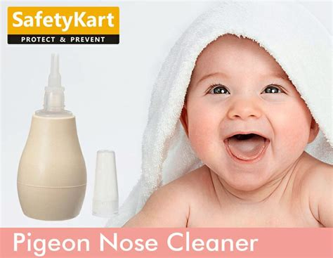 Pigeon Nose Cleaner With Blister 04000084 pin by safetykart on parenting