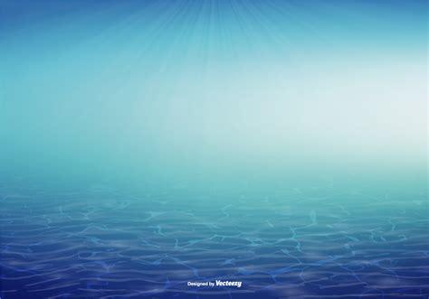underwater vector background illustration