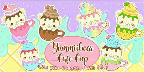 wallpaper yummiibear squishy shop official creamiicandy store