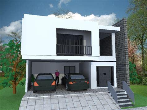 casa 3d planos de casas 20 panos en autocad incluye fachada 3d