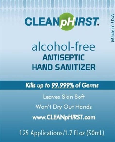Onemed Antiseptic Gel 50ml Handsanitizer cleanphirst free antiseptic sanitizer gel