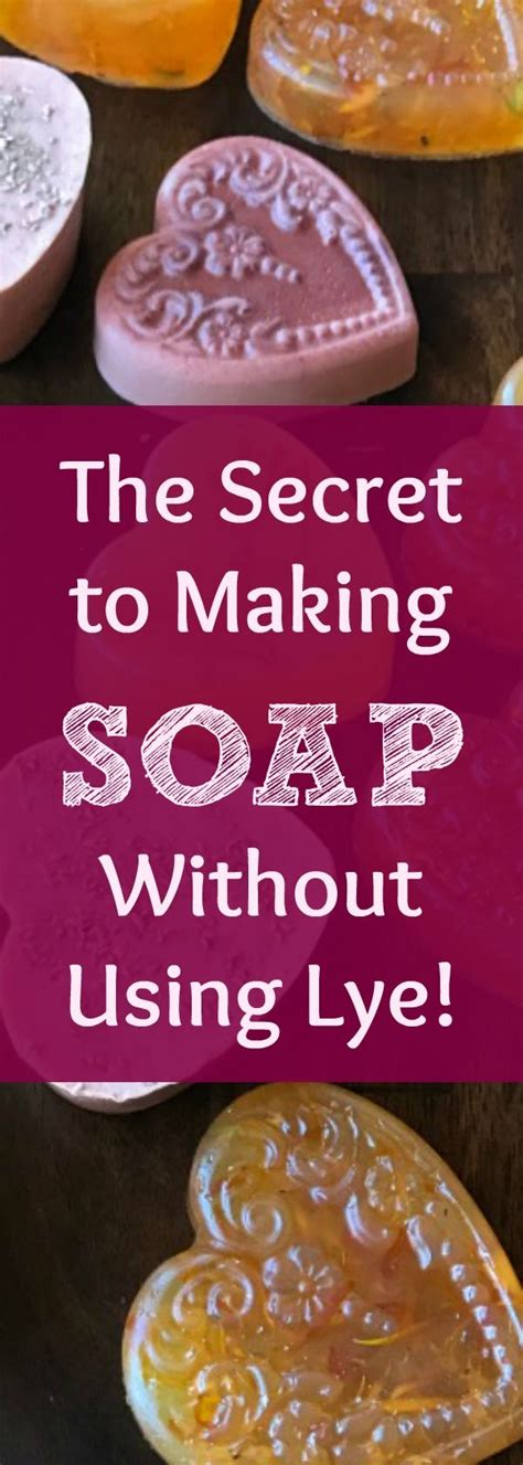 Handmade Soap Without Lye - best 10 soap without lye ideas on