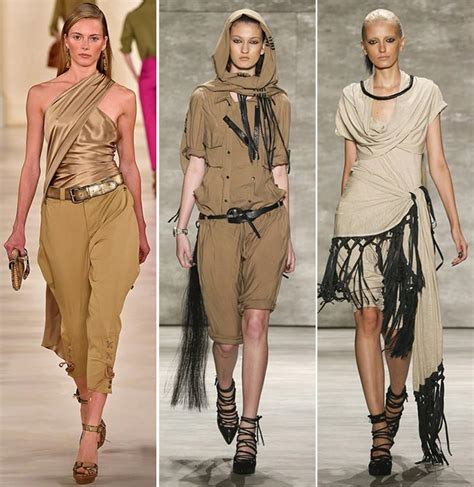 Safari Trend by Summer 2015 Fashion Trends Fashionisers