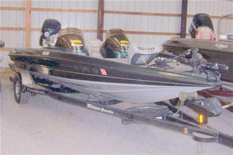 2003 triton aluminum boat 2003 triton tr20 boats for sale