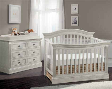 Stelan Baby White templeton 4 in 1 convertible crib in white furniture in los angeles
