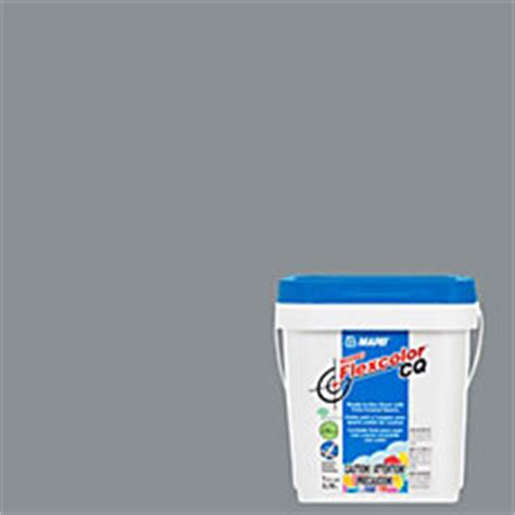 mapei 19 pearl gray flexcolor cq grout 1gal floor and