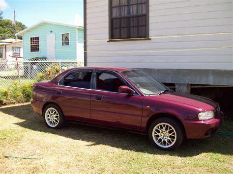 Suzuki Baleno 1998 Slushboss 1998 Suzuki Baleno Specs Photos Modification