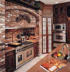 Wall Kitchen Design 25 Exposed Brick Wall Designs Defining One Of Latest