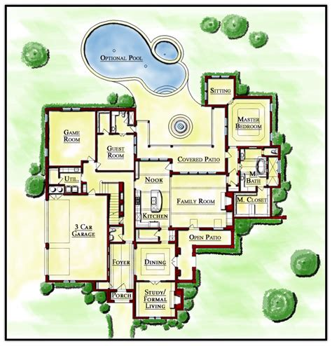 design home floor plan custom floor plans planet of home design and luxury interior