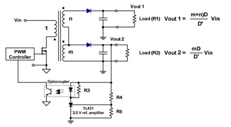 flyback output diode snubber flyback output diode 28 images how do i identify the primary and secondary flyback