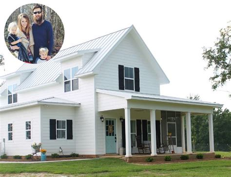 louisiana home plans brittany york s sugarberry farmhouse in louisiana