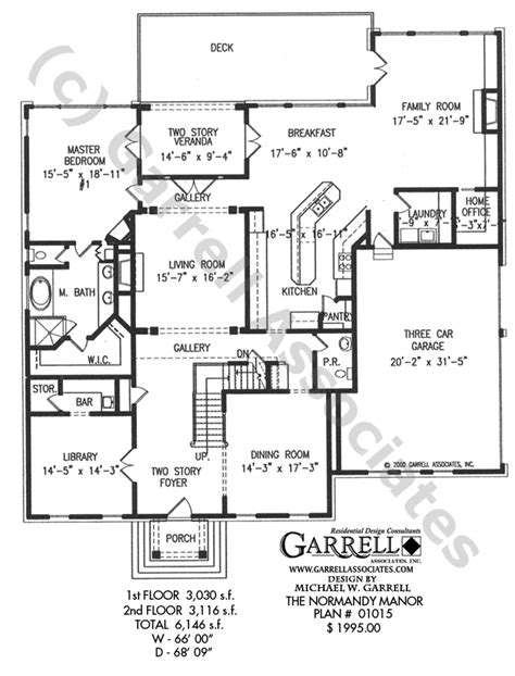 kitchen at front of house plans home christmas decoration normandy manor house plan classic revival plans