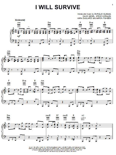 Enrique Iglesias Guitar Chords