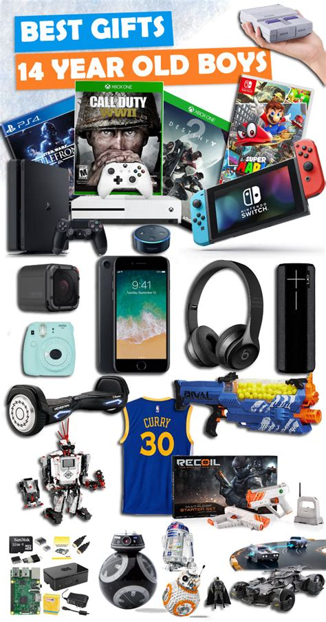 ideas for 10 year old boy gift 2018 gifts for 14 year boys