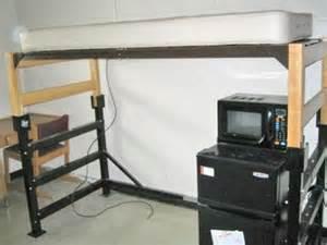 Platform Bed Conversion Kit Versonel Metal Platform Loft Conversion Kit Size Bed
