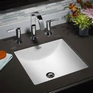 undercounter bathroom sinks american standard 0426 000 020 studio carre undercounter
