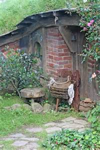 hobbit hobbit houses and sheds on