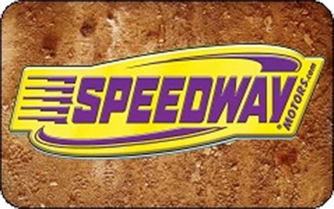 check speedway motors gift card balance mrbalancecheck - Speedy Cash Gift Card Check Balance