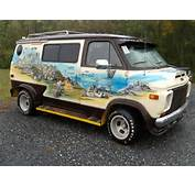 Boogie Van C 1970s  We Had Similar To This When I Was A Kid