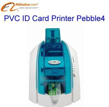 Id Card Printer Type Evolis by Evolis Pebble4 Pvc Id Card Printer Buy Pebble4 Card