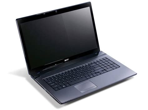 Laptop Acer acer aspire 5750g series notebookcheck net external reviews