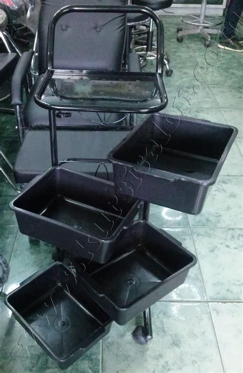 Rak Susun Kosmetik troli rak salon sanko kotak eko 4 susun kursisalon