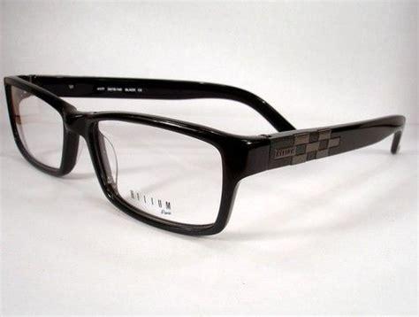 helium 4177 black eyeglass eyewear frames