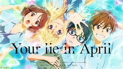 anime your lie in april your lie in april review enjoy anime amino