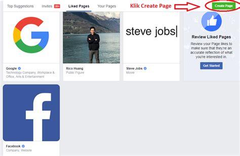 cara membuat id card untuk facebook cara membuat halaman fanspage di facebook untuk beriklan