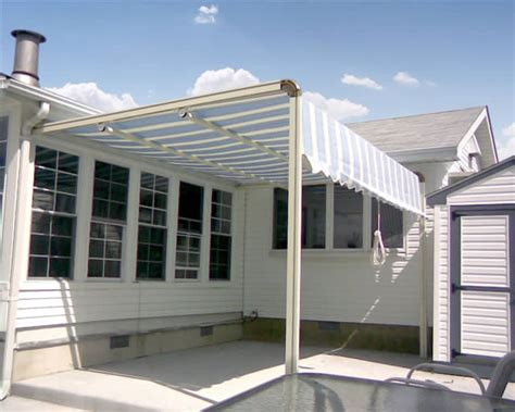 Aluminum Awnings Nj by Awnings Nyc Awning Nyc Retractable Awnings Retractable