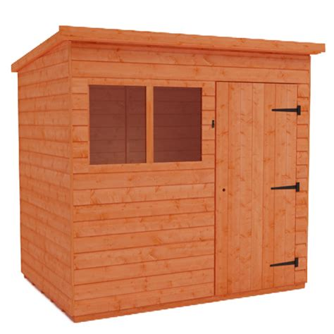 Pent Shed by Shiplap Pent Sheds Wooden Shiplap Sheds By Tiger Sheds