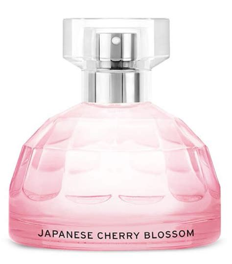 japanese cherry blossom the shop perfume a fragrance for 2012