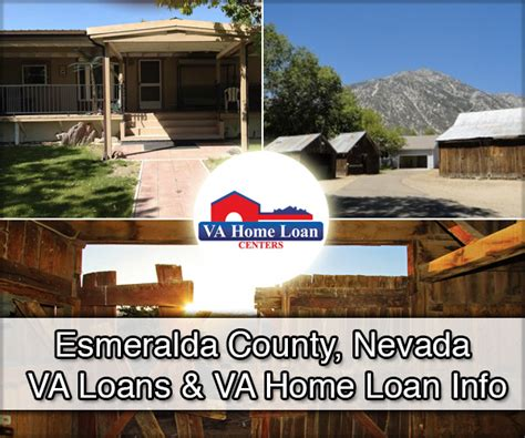 esmeralda county nevada va loans va home loan
