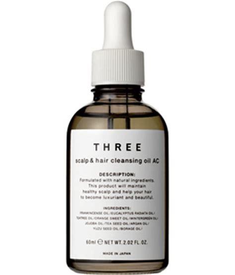 What Essential Oils Detox Hair by Three Scalp Hair Cleansing Ac Three