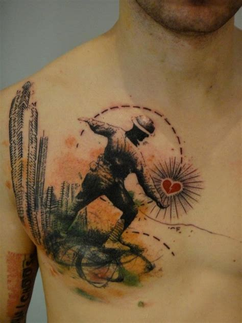 french tattoo artist abstract soldier design of tattoosdesign of tattoos