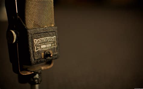 microphone full hd wallpaper  background image  id