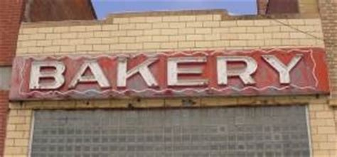 images  vintage bakery neon signs  pinterest