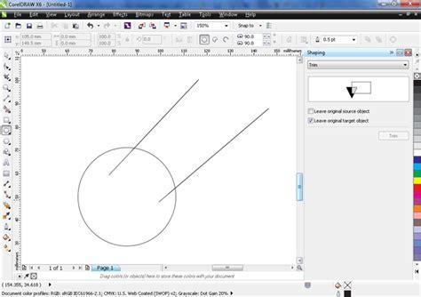 line thickness coreldraw x7 i can t trim coreldraw x7 coreldraw graphics suite x7