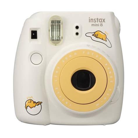 jual fujifilm instax 8 gudetama special edition kamera pocket harga kualitas terjamin