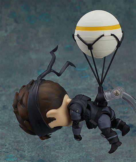 Dpk093 Nendoroid Metal Gear Soloid Solid Snake nendoroid venom snake sneaking suit ver