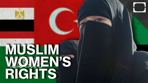 islamic bill of rights for women in the bedroom the best muslim countries for women s rights youtube
