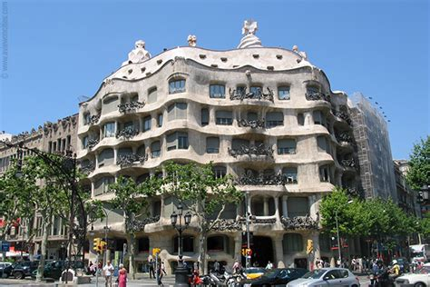 casa milla casa mil 224 barcelona